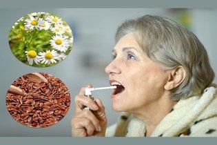 Remédios caseiros contra Boca Seca