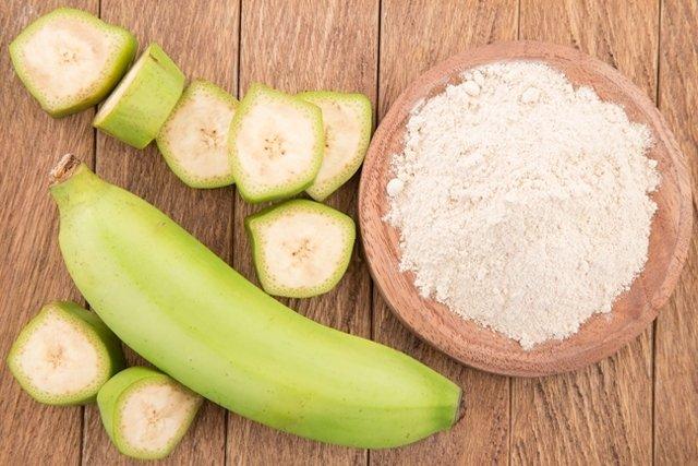 Resultado de imagem para Farinha de Banana Verde