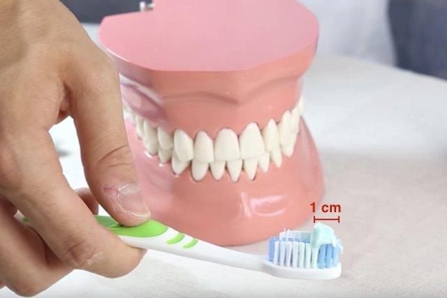 Como escovar os dentes de uma pessoa acamada
