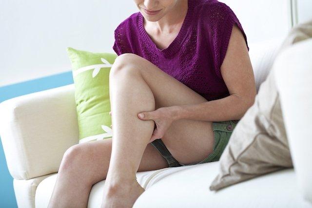 Para dolor muslo del el muscular remedio
