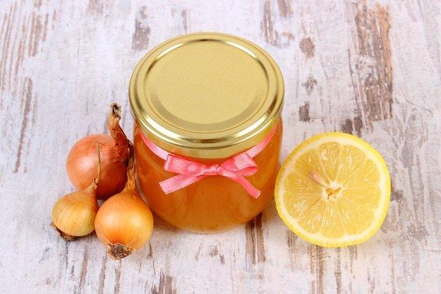 Expectorante natural de cebola para tosse com catarro