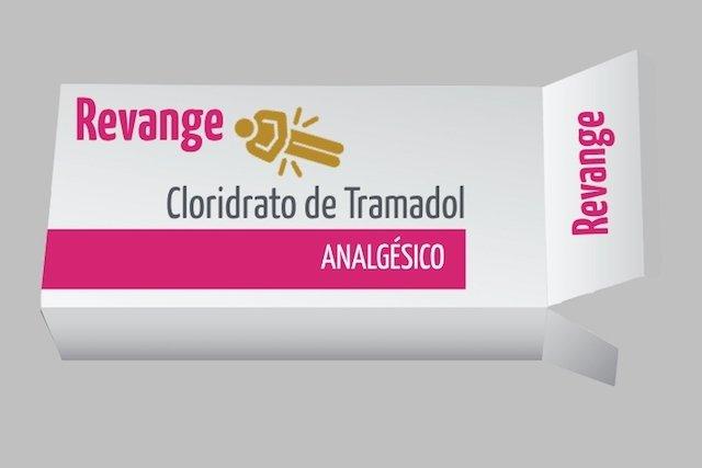 Revange - Remédio Para o Alívio da Dor
