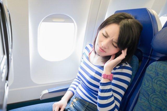 5 estratégias para evitar a Dor de Ouvido no Avião