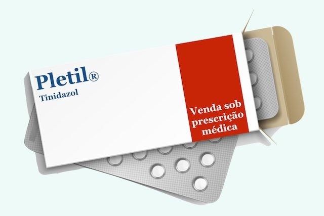 Tinidazol (Pletil)