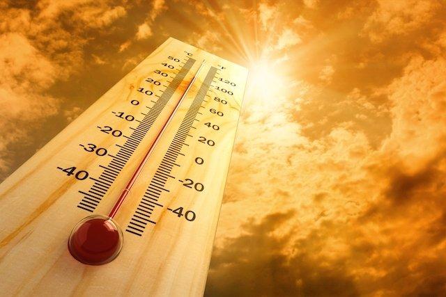 Dias muito quentes aumentam o risco de Infarto e AVC