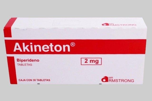 Akineton - Remédio para tratar a Parkinson