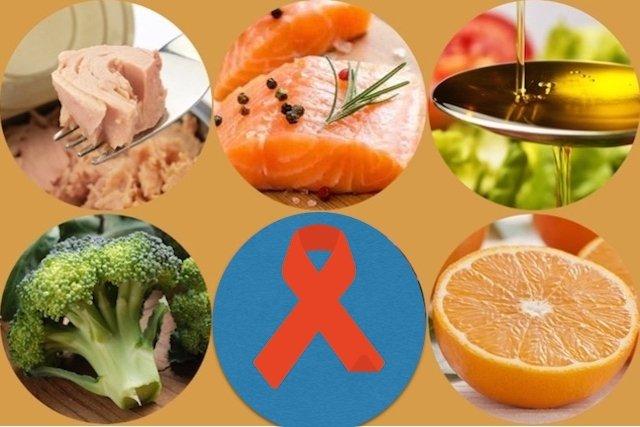 Como a Alimentação pode ajudar no Tratamento da AIDS