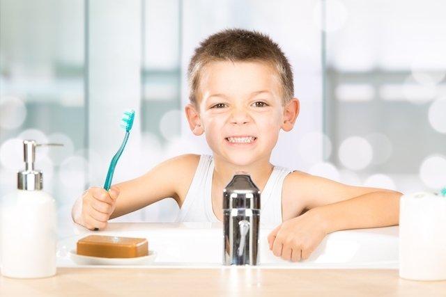 Como evitar a cárie dentária infantil