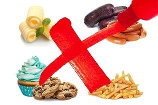 Alimentos que se deve evitar para aumentar o colesterol bom