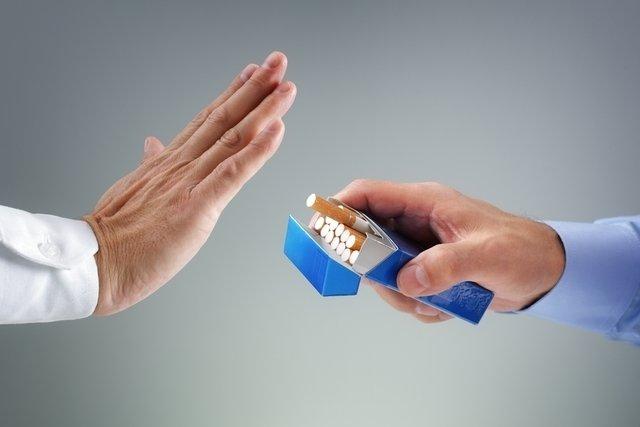 Sintomas de abstinência ao cigarro