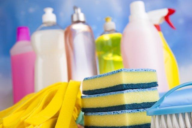 Primeiros socorros ao tomar detergente