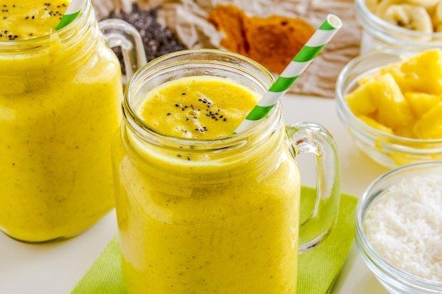 5 receitas de Abacaxi para desintoxicar o fígado
