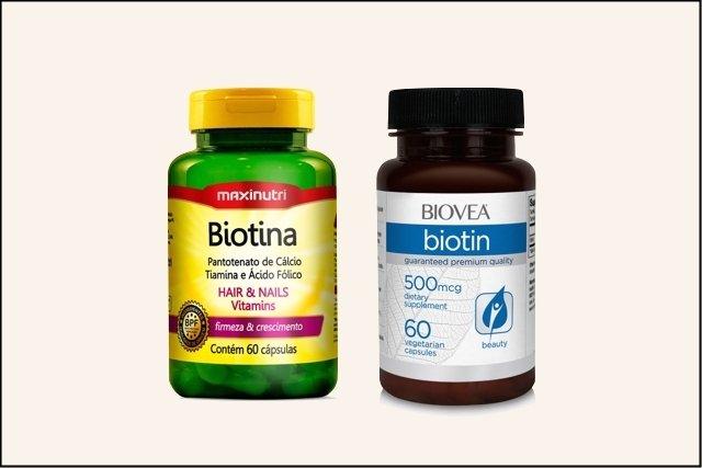 Como tomar a Biotina em Cápsulas