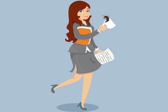 Tomar café em excesso pode dificultar a Gravidez