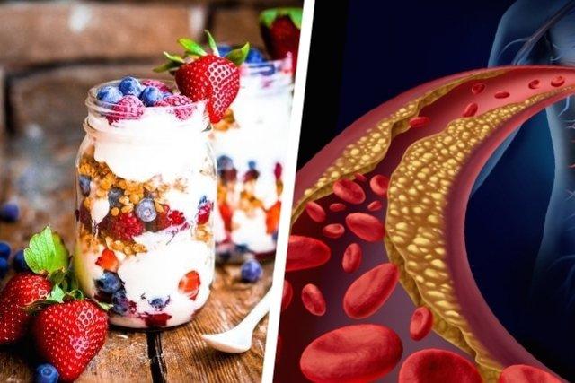 Comer Fibras diminui o Colesterol