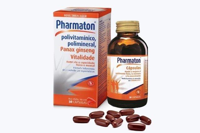 Polivitamínico Pharmaton
