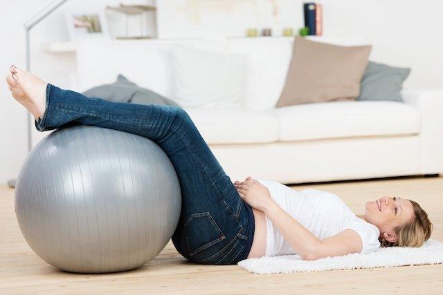 6 exercícios de Pilates para gestantes