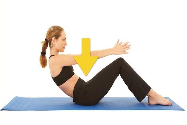 5 exercícios de Pilates contra Dor nas Costas