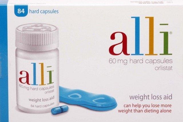 Alli - Remédio para Emagrecer