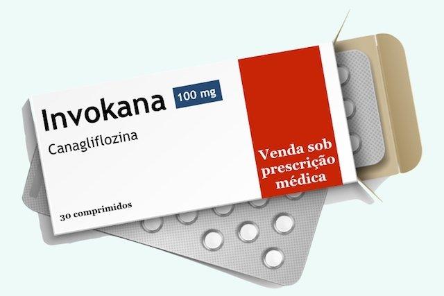 Canagliflozina (Invokana)