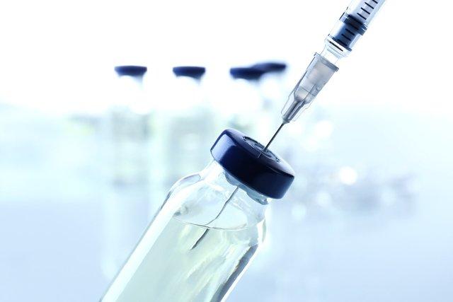 Vacina contra sarampo