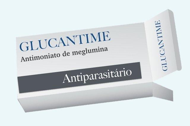 Glucantime - Remédio para Leishmaniose