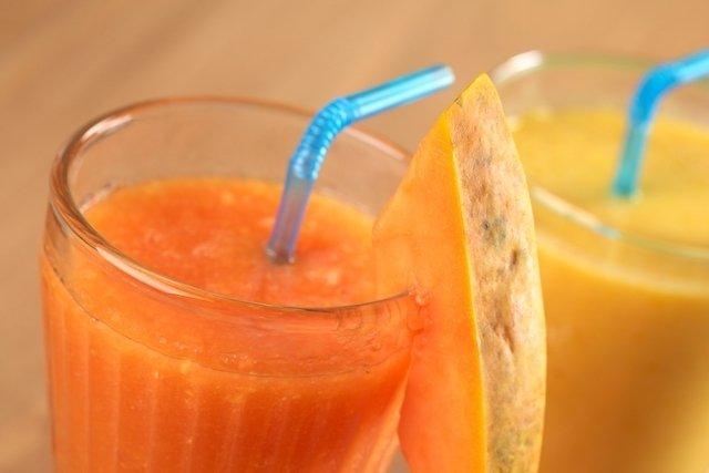 5 Vitaminas caseiras para emagrecer