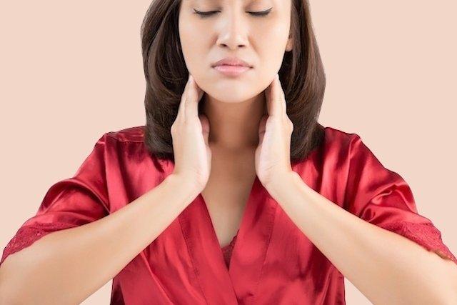 Ganglios inflamados- Qué son y cuándo puede ser grave