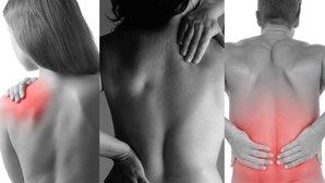 Dor nas costas: 8 principais causas e o que fazer