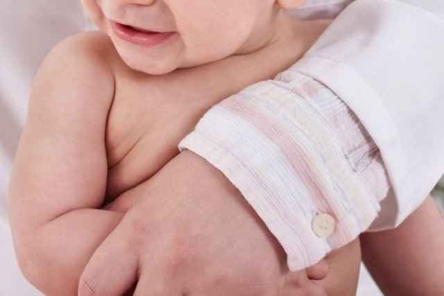 Calendário de vacinação do bebê