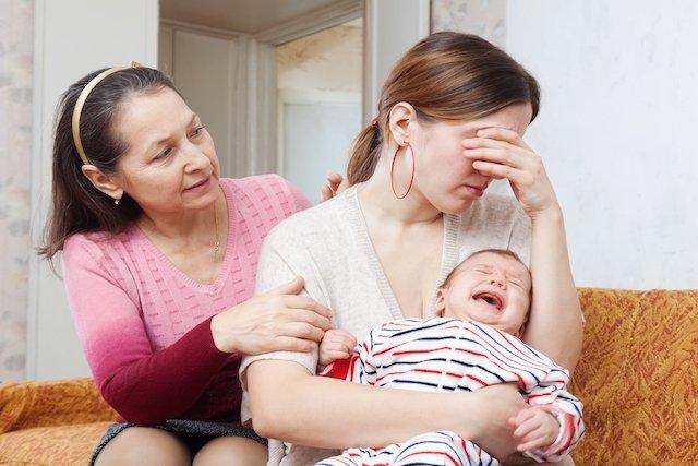 Entenda o que é Depressão pós-parto