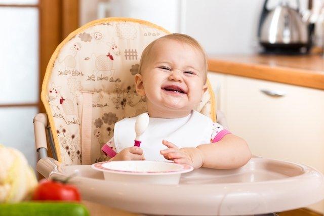 4 Receitas de Papinhas para bebês de 10 meses