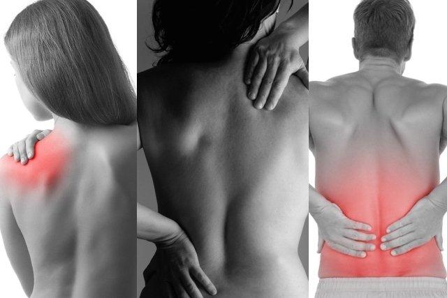 Solução caseira para dor muscular