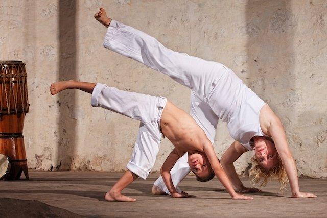 5 benefícios da capoeira para o corpo