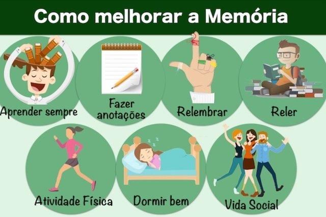 7 Truques para melhorar a memória sem esforço