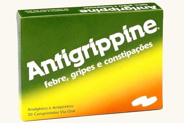 Como tomar Antigrippine contra Gripe e Resfriado
