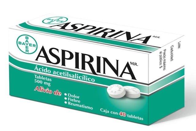 Resultado de imagen para aspirina