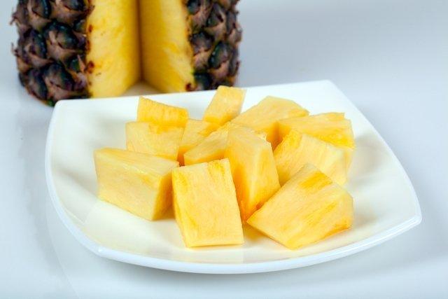 Dieta do abacaxi