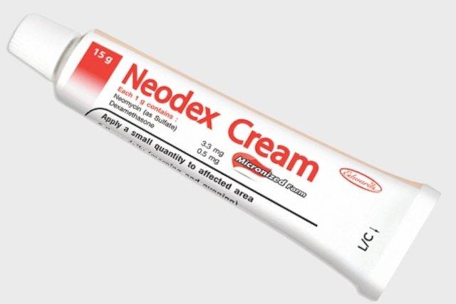 Neodex - Pomada para Infecções e Feridas