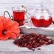 How can Hibiscus tea help to lose weight