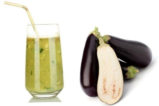 Berenjena para bajar de peso y cholesterol tests