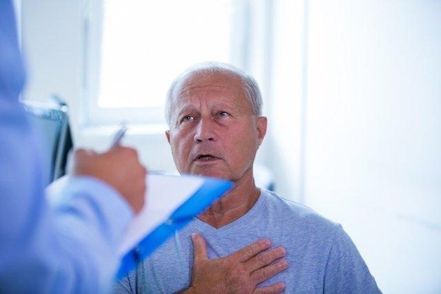Causas de dolor en el pecho (Del lado izquierdo y derecho)