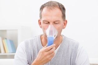 Como fazer a nebulização com soro