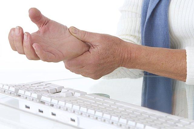 veias dor na mão tratamento em casa