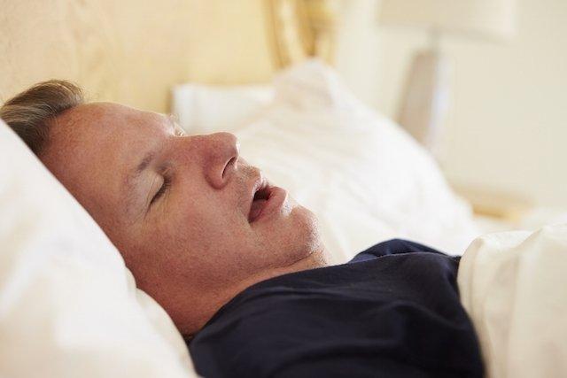 Como identificar e diagnosticar a apnéia do sono