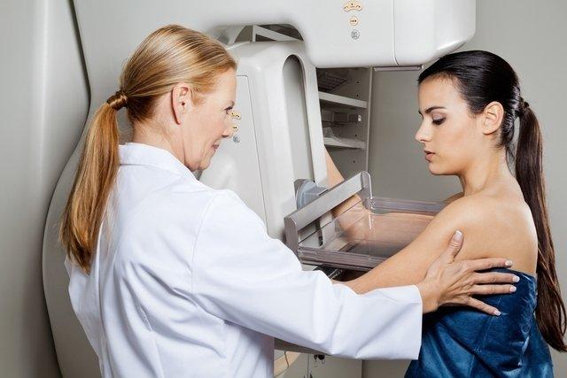 Mamografía para identificar el tipo de nódulo