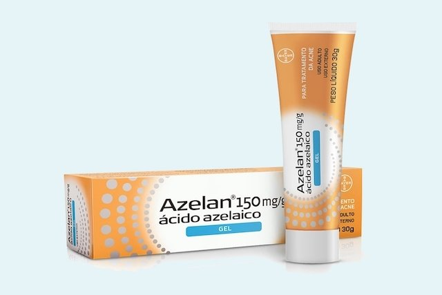 Azelan (ácido azelaico): para que serve e como usar