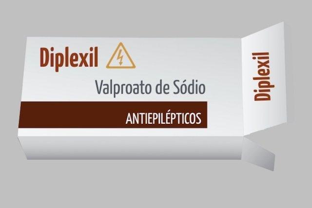 Diplexil para a Epilepsia