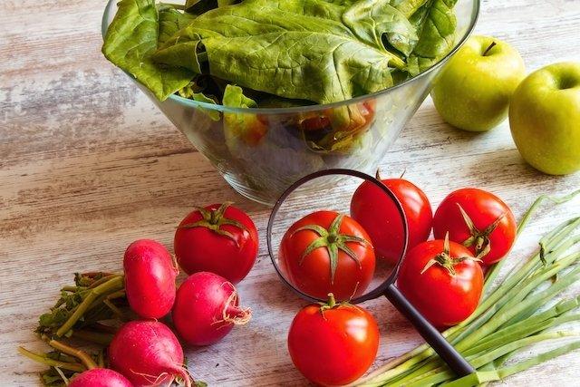 Alimentos que contém mais agrotóxicos