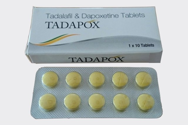 Tadapox - Remédio para a Impotência Sexual
